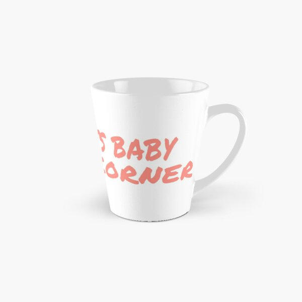 Nobody Puts Baby In A Corner Tall Mug