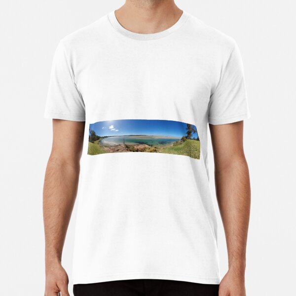 Captain Stevensons Point 360 Premium T-Shirt