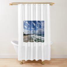 Mallacoota Bastian Point Main Beach Shower Curtain