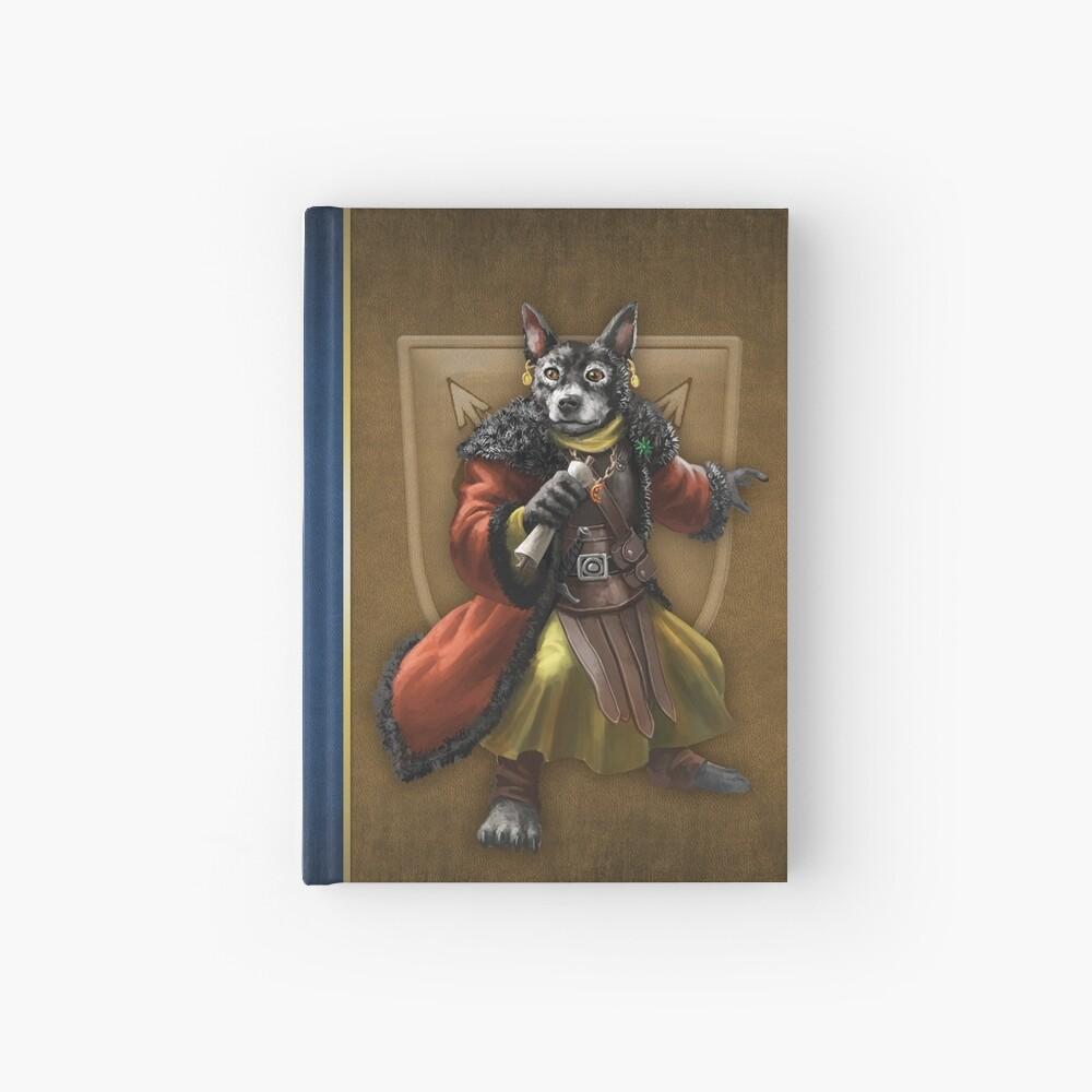 Pugmire: Duchess Indie Schipperke, Hunter Calling Hardcover Journal