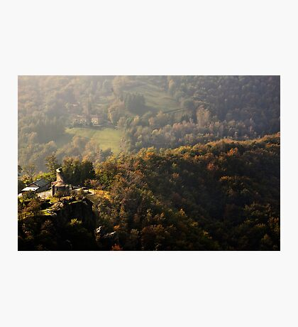 sepultura dei frati ~ Avigliana Photographic Print