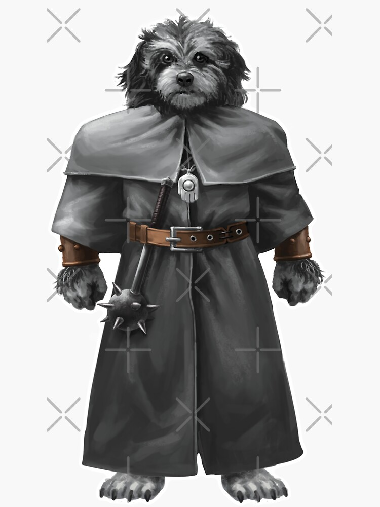 Pugmire: Brother Buster Mutt, Shepherd Calling by TheOnyxPath
