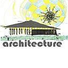 Green Architecture 1 by kjadesign
