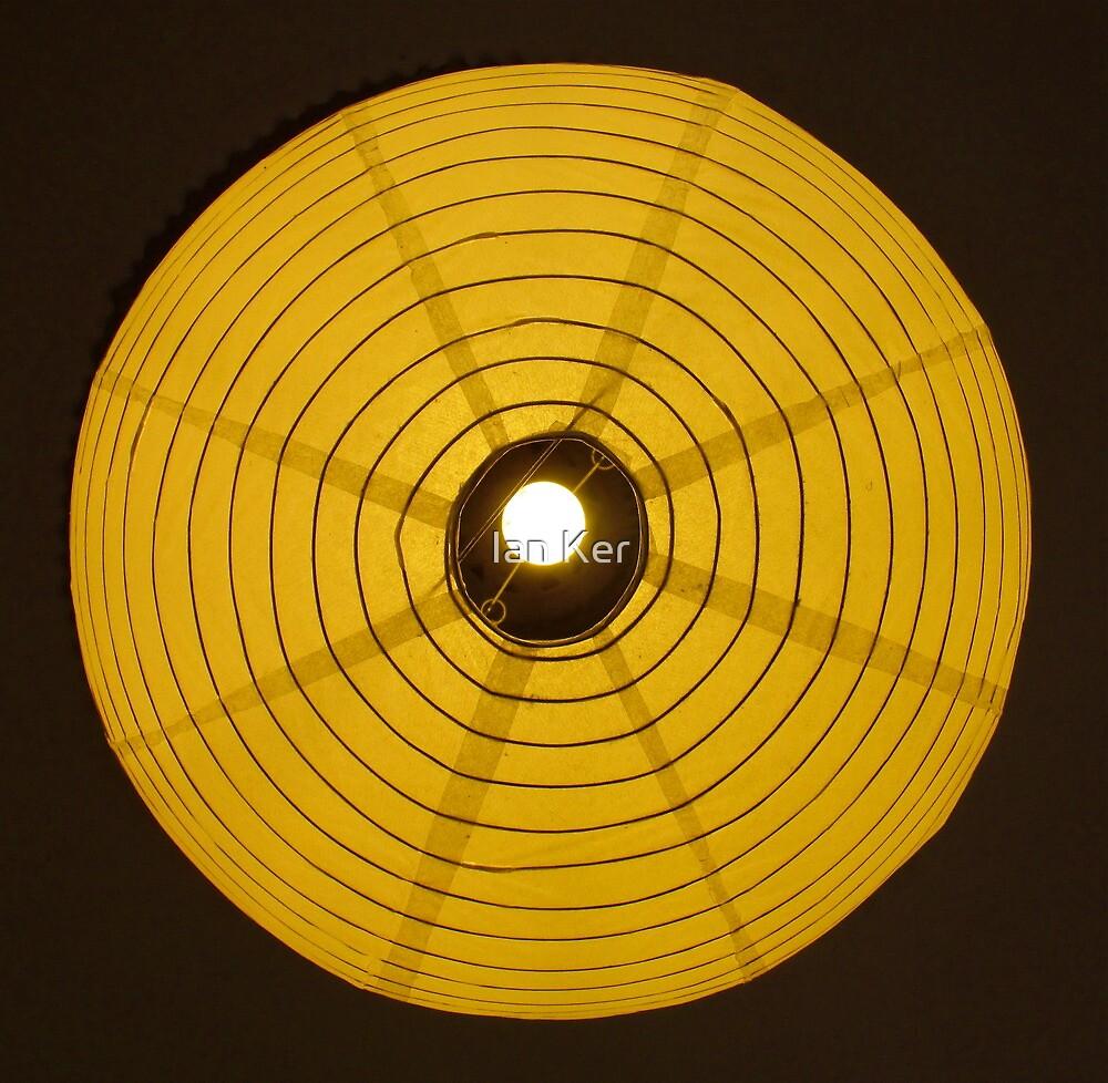 Lighting up the target by Ian Ker