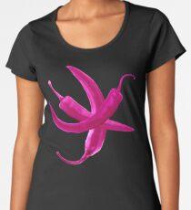 Pink Pepper Stars Premium Scoop T-Shirt