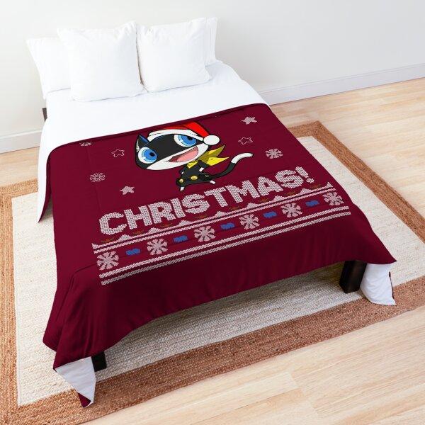 Morgana Meow-y Christmas! Comforter