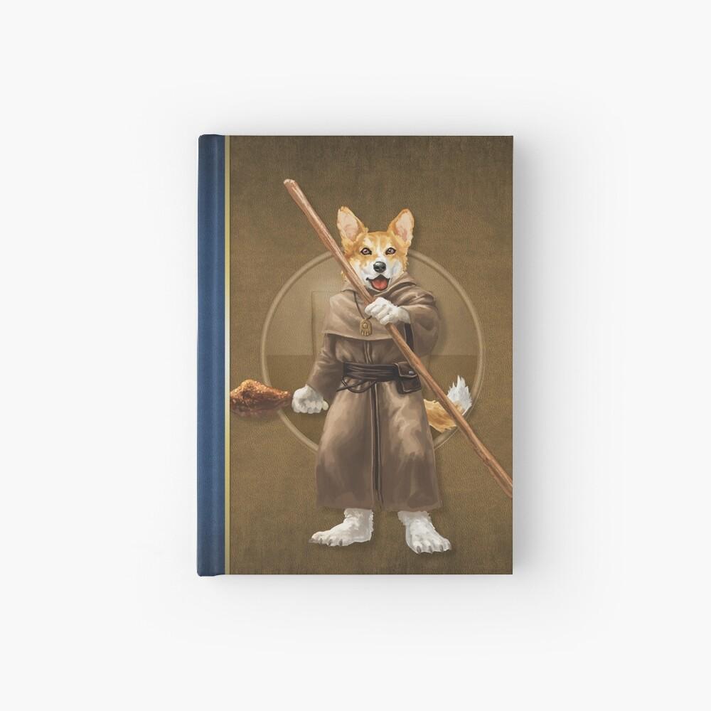 Pugmire: Brother Archer Corgi, Herder Breed Hardcover Journal