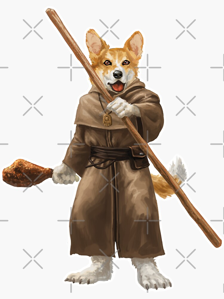 Pugmire: Brother Archer Corgi, Herder Breed by TheOnyxPath