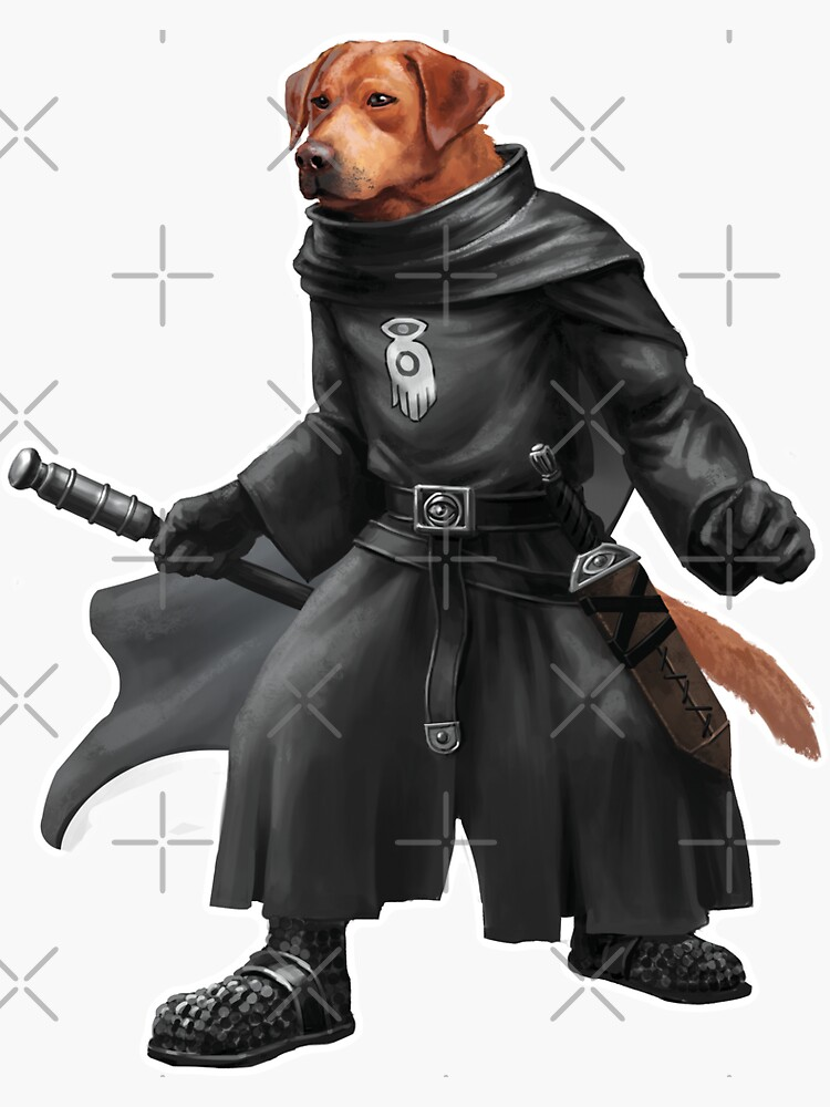 Pugmire: Inquisitor Ruby Labrador, Pointer Breed by TheOnyxPath