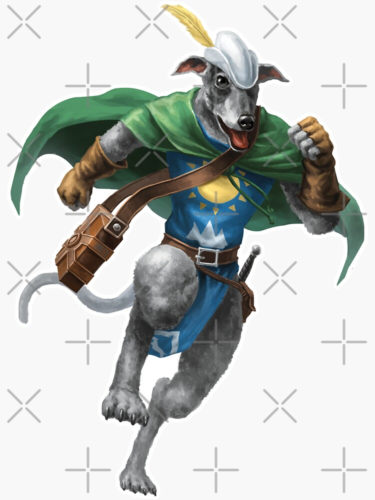 Pugmire: Max Greyhound, Runner Breed by TheOnyxPath
