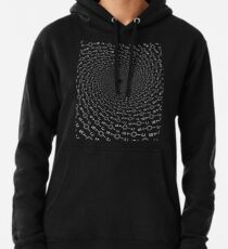 Stoic Calm Badge - Freedom Circle - Stay Stoic Pullover Hoodie