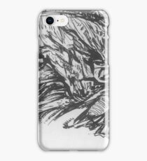 Village in the mountains iPhone Case/Skin