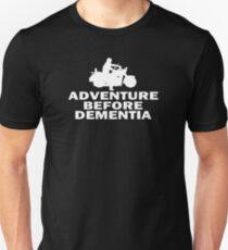 Motorbike Adventure Before Dementia Unisex T-Shirt