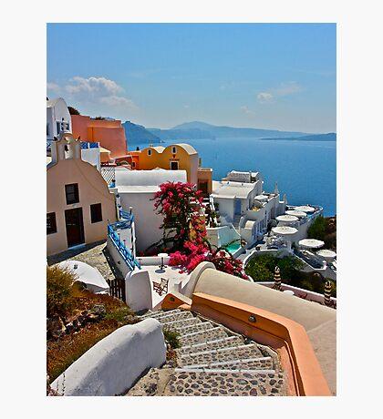 Bel Air - Santorini . Greece . by Brown Sugar . F*Favorites: 3 Views: 408 . Toda raba ! Thx! dear friends ! Photographic Print