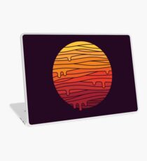 Heat Wave Laptop Skin