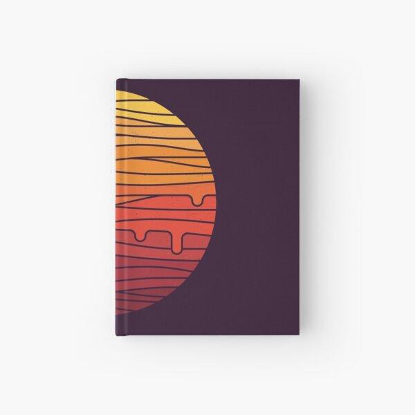 Heat Wave Hardcover Journal