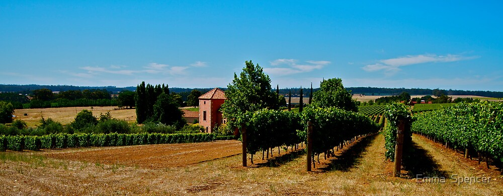 Picardy Winery - Pemberton by Emma  Spencer