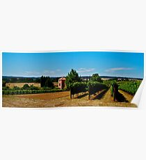 Picardy Winery - Pemberton Poster