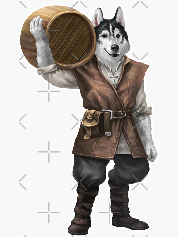 Pugmire: Gemini Husky, Worker Breed by TheOnyxPath