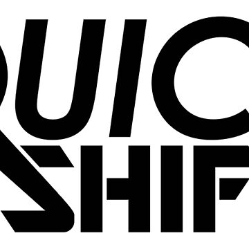 Quickshift2 White by KieranADesigns