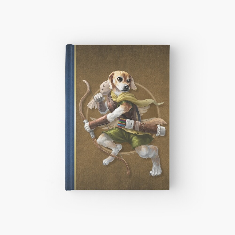 Pugmire: Cokie, Mutt Breed Hardcover Journal
