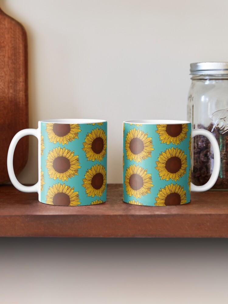 Alternate view of Sunflower Mug