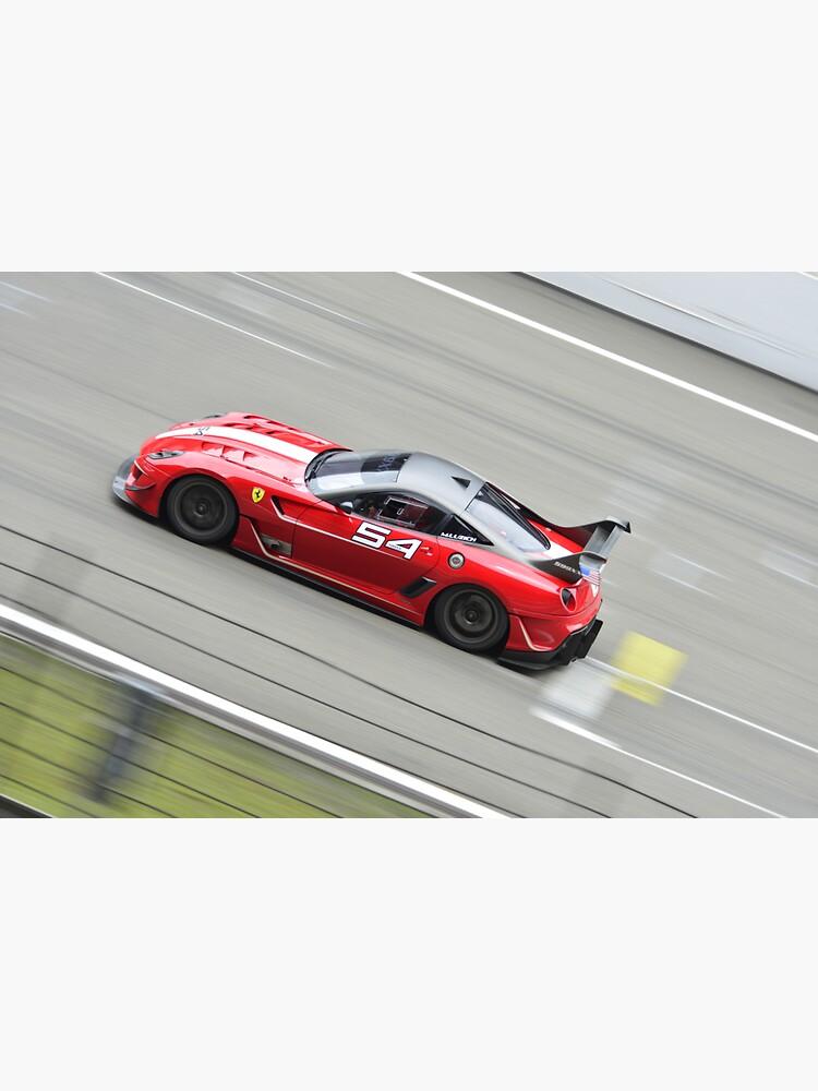Ferrari 599XX by liesjes