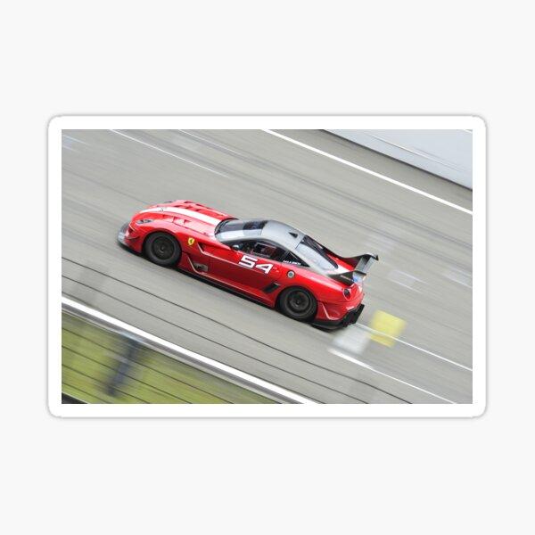 Ferrari 599XX Sticker