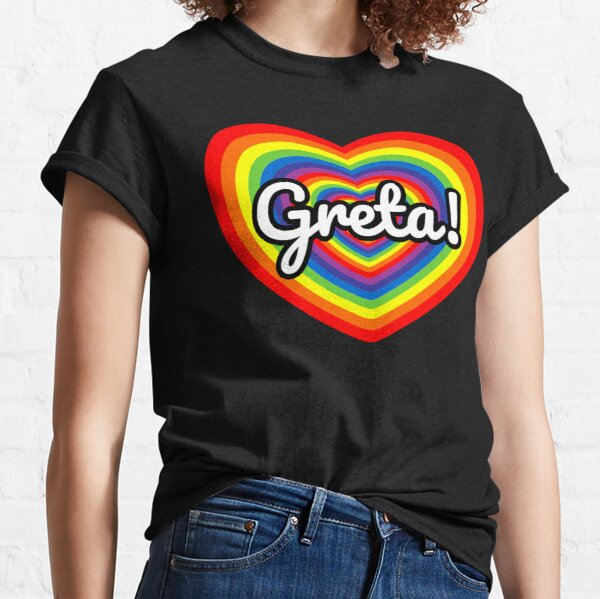 Greta Thunberg Classic T-Shirt