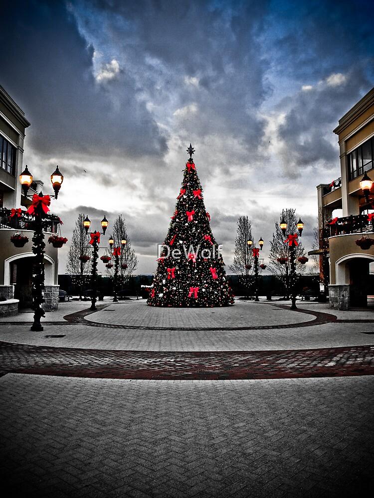 O' Christmas Tree by Denise Sparks