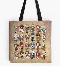 Hetalia Group Tote Bag