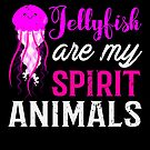 Jellyfish Jelly Shirt Lovers Funny and Cute Ocean von mjacobp