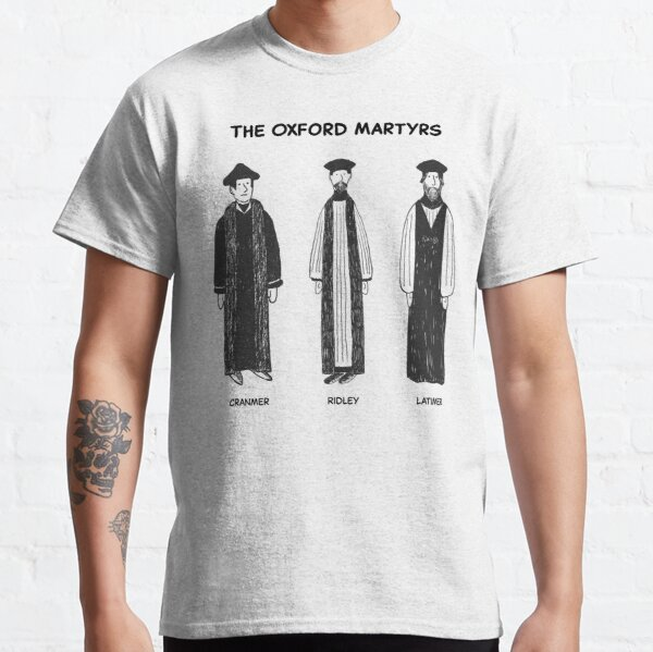 The Oxford Martyrs Classic T-Shirt