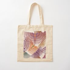 Firebird in Colours Cotton Tote Bag