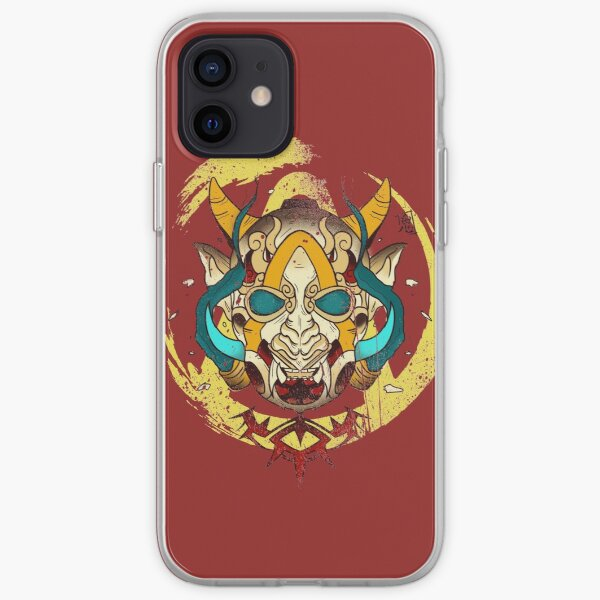 Oni of the Vault iPhone Soft Case