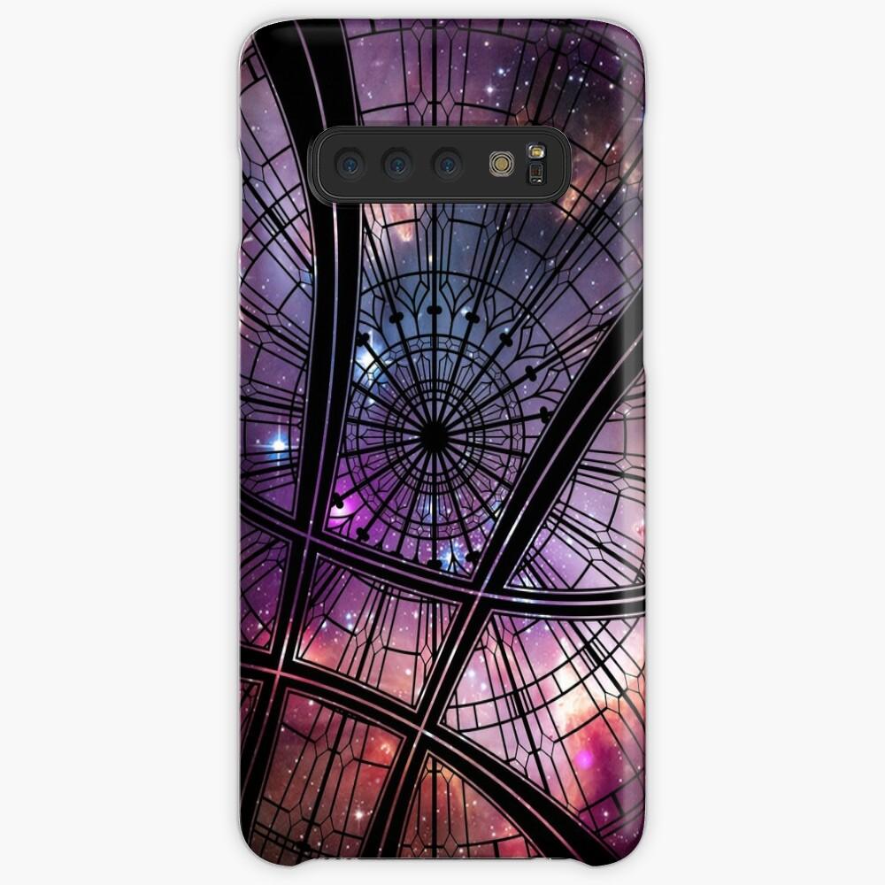 Strange window Case & Skin for Samsung Galaxy