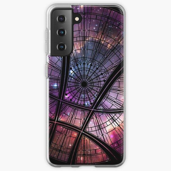 qué mejor manera de mostrar su diseño estelar. Funda blanda para Samsung Galaxy