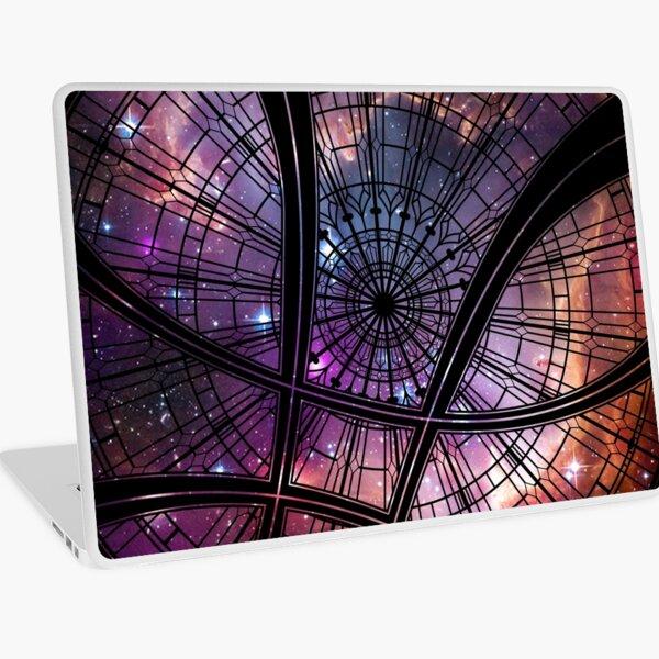 Strange window Laptop Skin