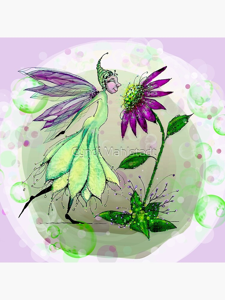We Have So Much in Common - Fairie and Daisy by MeadowBug