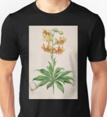 A Monograph of the Genus Lilium Henry John Elwes Illustrations W H Fitch 1880 0035 T-Shirt