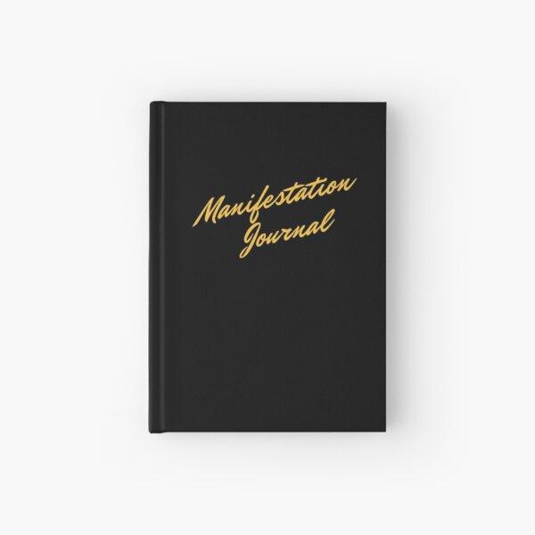 Manifestation Journal Hardcover Journal