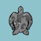 Turtle of the Future by roccoyou