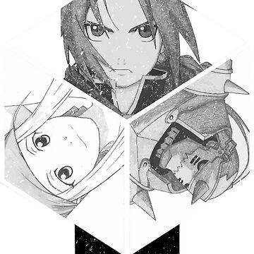 Full Metal Alchemist by ShintaroGr