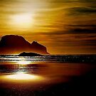 GOLDEN SUNSET....by Marie Will Photographer by RoseMarie747