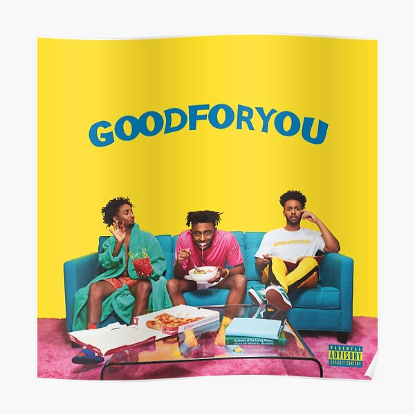 good for you. Poster
