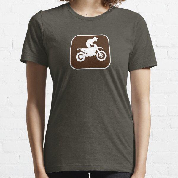 Trail Rider Icon Essential T-Shirt
