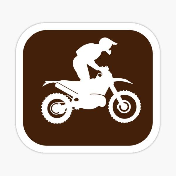 Icône Trail Rider Sticker