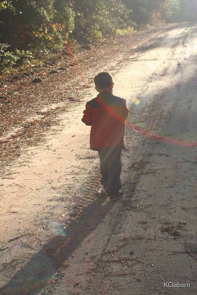 walking the back roads by KClaborn
