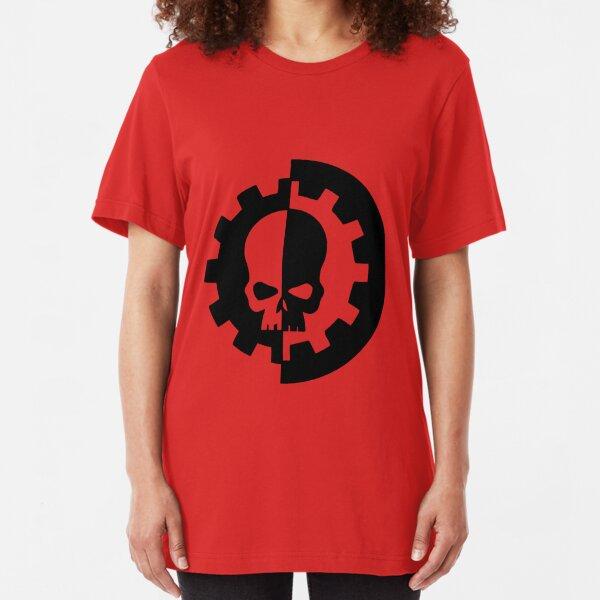 Warhammer 40k Adeptus Mechanicus Slim Fit T-Shirt