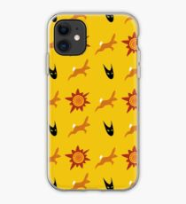 Chasing Life and Death iPhone Case